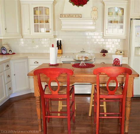 Tisch Fur Kuche by Turn Your Kitchen Table Into A Farmhouse Island