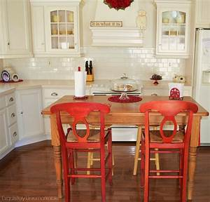 Turn, Your, Kitchen, Table, Into, A, Farmhouse, Island