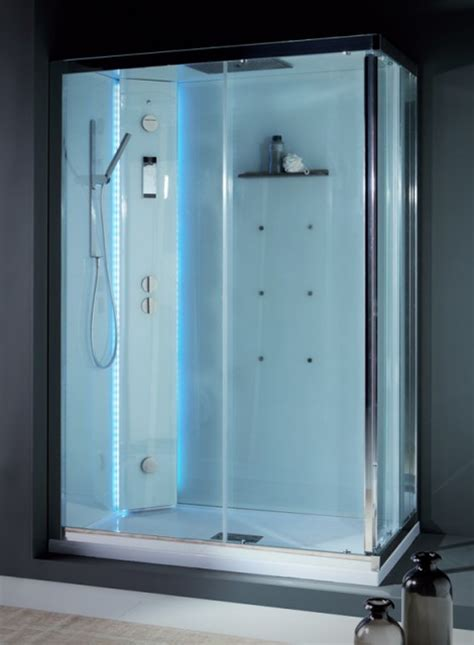 cabina doccia multifunzione cabina doccia multifunzione white space quot vapor rettangolare quot