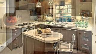 Ideas For Kitchen Designs by Small Kitchen Design Ideas YouTube
