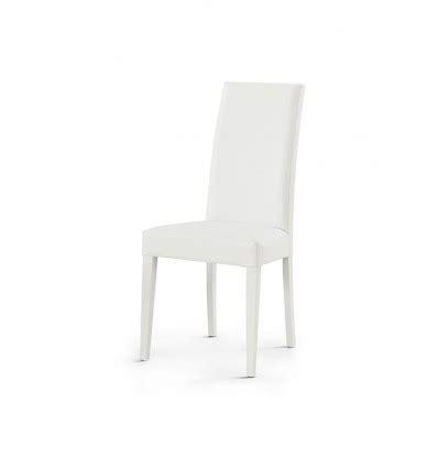 sedie moderne bianche set 2 sedie moderne ecopelle bianche sedia cucina