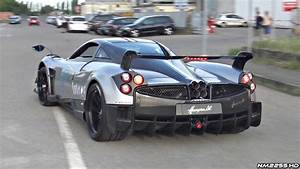 Pagani Huayra Bc : pagani huayra bc brutal accelerations and blue flames youtube ~ Maxctalentgroup.com Avis de Voitures
