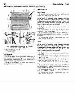 Chrysler Pt Cruiser Service Manual 2001