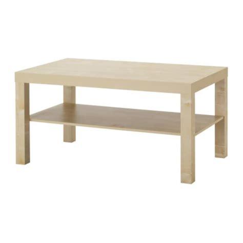 lack coffee table birch effect 90x55 cm ikea