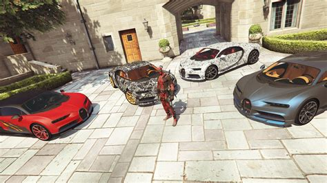 Naturally, you'll need to check out the video in order to see if barry allen can outrun bugatti's latest hypercar within gta 5. 2017 Bugatti Chiron  Livery  - GTA5-Mods.com
