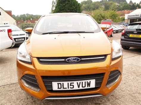 Used Tigers Eye Ford Kuga For Sale Gloucestershire