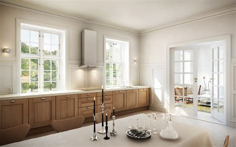 modele de cuisine hygena la cuisine en bois une tendance indémodable inspiration