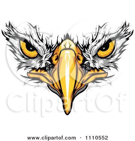 Eagle Face Clip Art