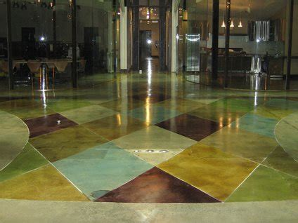 Polished Concrete Floor Cost   Not Expensive   Ecomonical