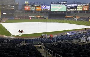 Thursday's Yankees-Royals game rained out; makeup date ...