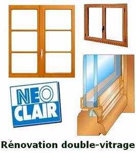 menuiserie bois renovation 31 schleck With renovation fenetre double vitrage