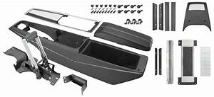 Restoparts Chevelle Console Kits  Powerglide Center