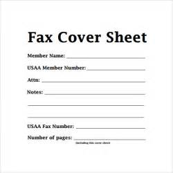 Fax Cover Sheets Templates Sle Basic Fax Cover Sheet 13 Documents In Word Pdf