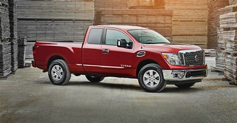 2017 Nissan Titan King Cab Models Are Available Now The