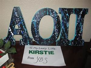 86 best aoii images on pinterest alpha omicron pi With aoii wooden letters