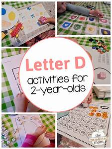 letter d activities for 2 year olds the measured mom With letter games for 2 year olds