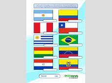 Flag quiz South America by idj Teaching Resources Tes