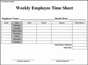 timesheet template 2016 calendar With easy timesheet template