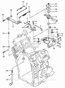 Robin  Subaru Eh65 Parts Diagram For Governor