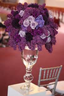 wedding floral centerpieces purple flowers for wedding centerpieces ipunya