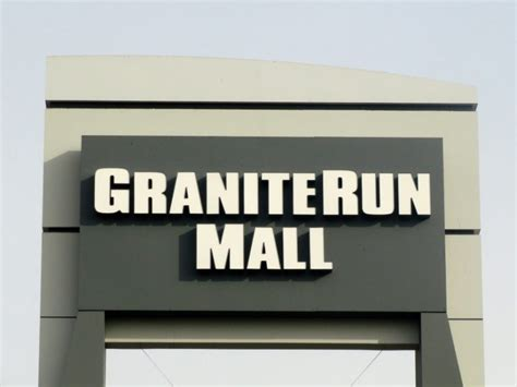 who s going to buy the granite run mall patch