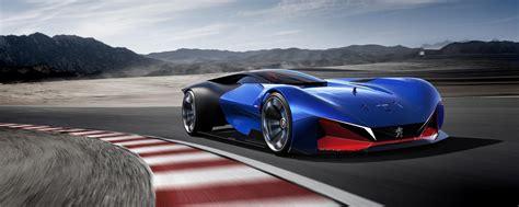 Concept Cars Peugeot  Innovation Technologique Et Design