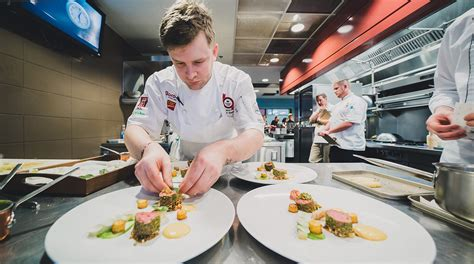 chef cuisine pic hawksworth chef scholarship foundation