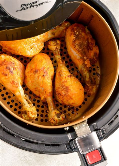 fryer chicken air legs buffalo fried paleo whole30 drumsticks oven wonkywonderful cooking airfryer recipe frying meal use sauce taste deep