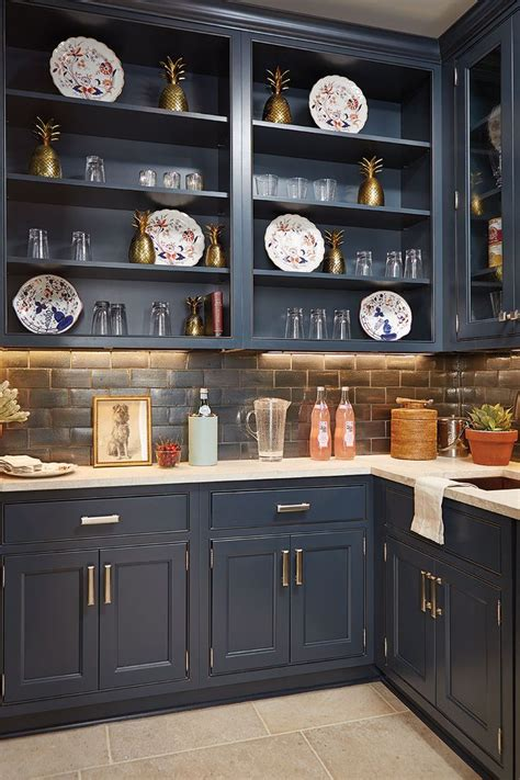 navy blue cabinet paint 475 best butler 39 s pantry images on pinterest