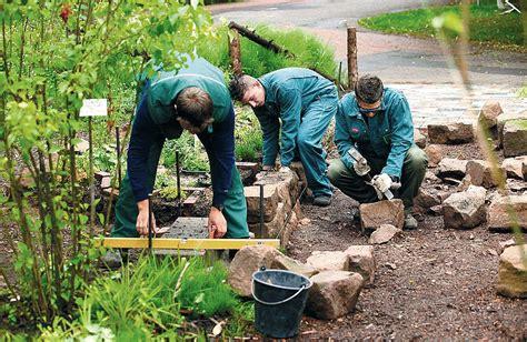 Garten Landschaftsbau Zukunft by Galabau Gute Zukunftsaussichten Gr 252 Ne Branche Taspo De