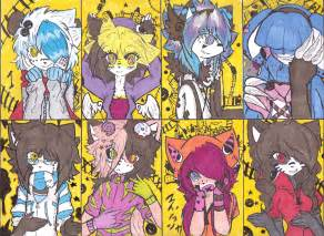 Sonic Fan Characters Hedgehog