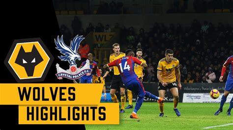 Prediksi Bola Wolves VS Crystal Palace - WEBET SPORTS ...