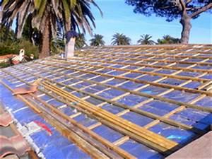 Isolant Mince Sous Toiture : roger cuilliere sp cialiste en isolation toiture sur le 06 ~ Edinachiropracticcenter.com Idées de Décoration