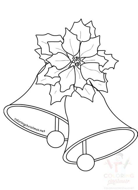 christmas bell  flower poinsettia decoration