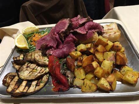 buffet cuisine occasion chateaubriand for two picture of ostaria al vecio