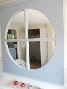 miroir idees cadeaux decoration de votre interieur With oeil de boeuf interieur