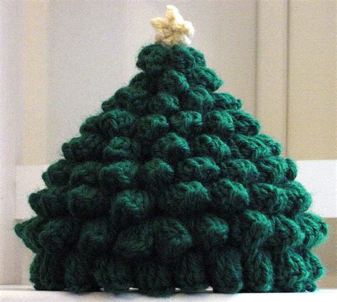 crocheted christmas trees crochet pinterest