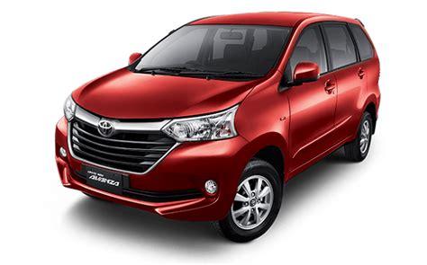 Gambar Mobil Toyota Avanza by Pilihan Mobil Keluarga Terbaik Mobilkamu
