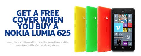 nokia lumia 625 goes sale in the uk