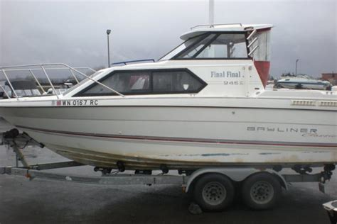 Boat Trailers For Sale Everett Wa by Boats For Sale In Seattle Used Boats On Oodle Marketplace