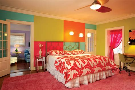 colorful room designs sassy and sophisticated teen and tween bedroom ideas