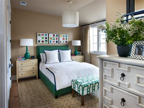 Guest Bedroom From Hgtv Smart Home