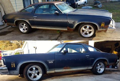 1973 Chevrolet Ss by 454 In The Barn 1973 Chevelle Ss