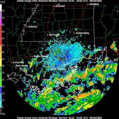 Katrina Radar Hurricane Weather Gov Loop Orleans