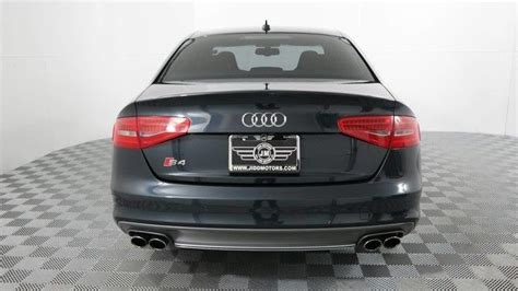 2013 Audi S4 Supercharged by 2013 Audi S4 Premium Plus 3 0l Tfsi Supercharged V6 Engine