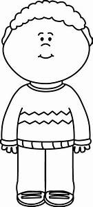 Child Clip Art Black And White | Clipart Panda - Free ...