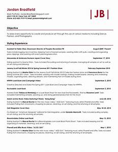 creative director choreographer stylist resume With upgrade resume free