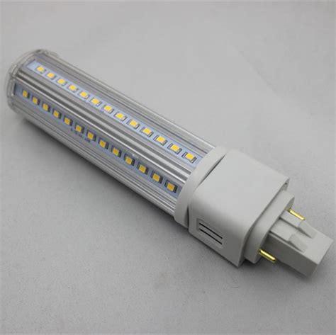 11w g24 led pl light replacing 26w cfl high power plc 2