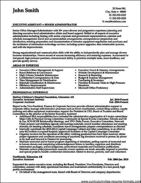 template for office manager resume free sles