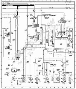 1972 ford truck wiring diagrams fordificationcom With 1972 ford f100 wiring diagram